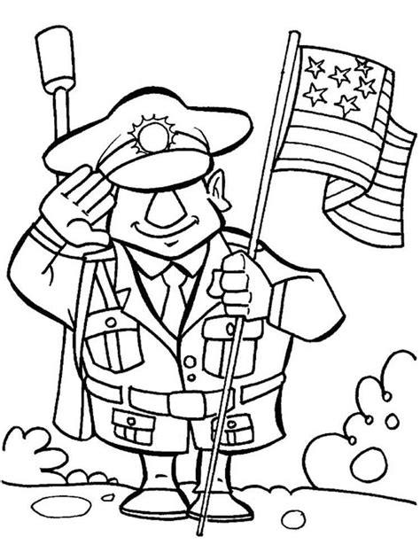Coloring Pages For Veterans Day by Veterans Day Coloring Pages Free Printable Veterans Day
