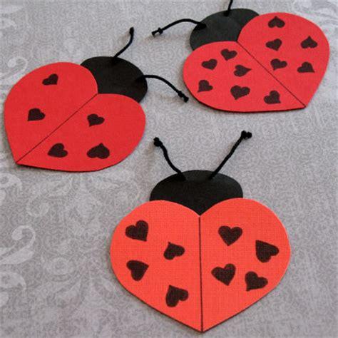 ladybug valentines ly ladybugs disney family