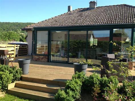 ma terrasse n a pas de pente terrasse en bois sur pilotis benoist qu 233 nault paysages