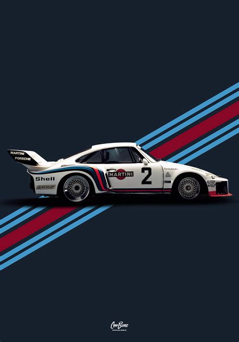 Porsche Poster by Porsche And Poster On