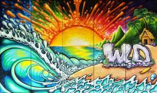 Surf Wall Murals wall murals drew brophy surf lifestyle art
