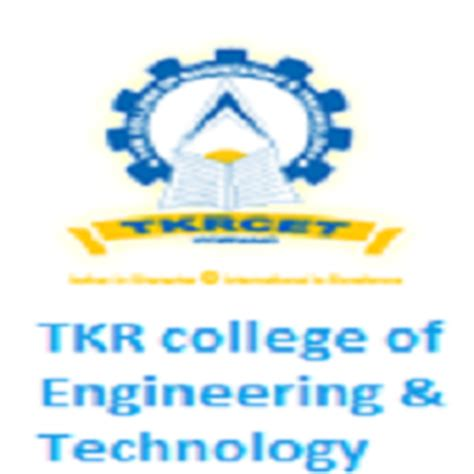 Tkr Mba College by Master In Business Administration Mba At Tkr College Of