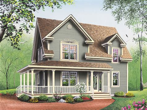 Houseplans And More Amberly Bay Farmhouse Plan 032d 0017 House Plans And More