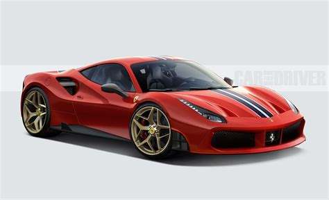 ferrari california 2018 the 2018 ferrari 488 special edition is a car worth