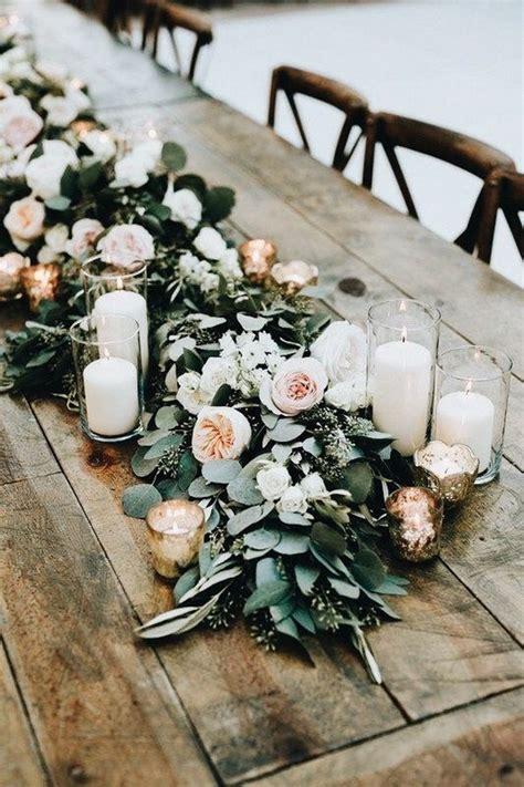 simple  elegant wedding centerpieces   trends