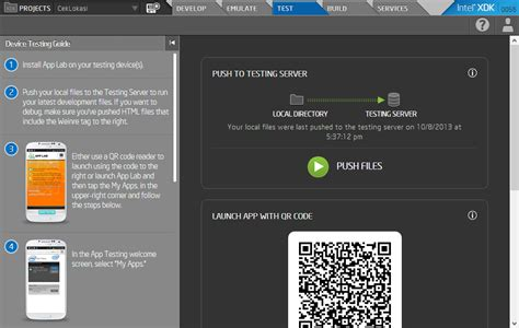 membuat aplikasi android web service cara membuat aplikasi android dengan intel xdk