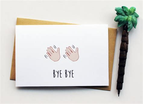 farewell card template 18 free printable sle