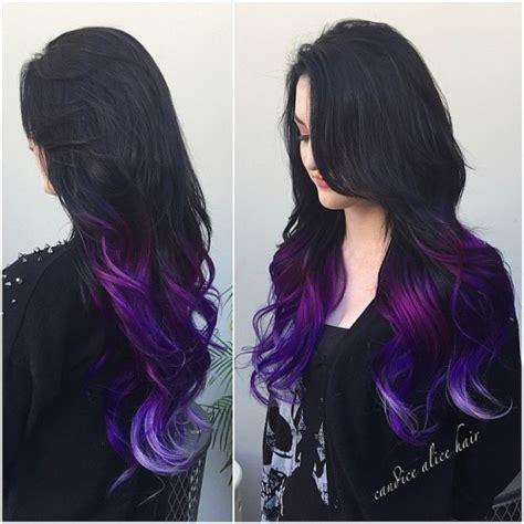 cool colors to dye hair hair inspiration