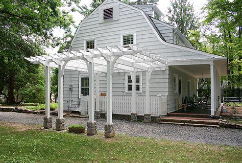 pergola driveway driveway pergola by trellis structures