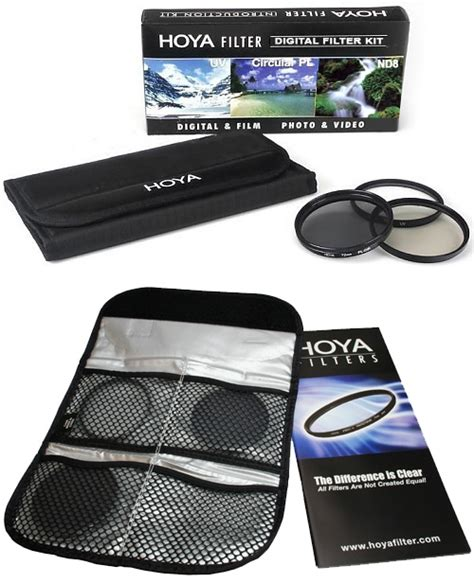 Filter Kit Hoya 52mm Uv Cpl Nd 8 hoya digital filter kit uv cpl nd8 kotelo digitarvike fi