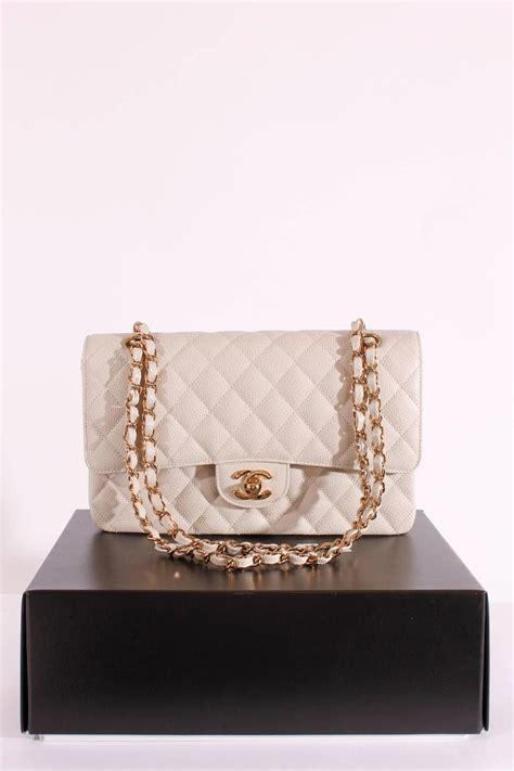 Tas Fashion Shoulder Bag 776 Light Grey 2005 chanel 2 55 caviar medium classic flap bag light gray gold at 1stdibs
