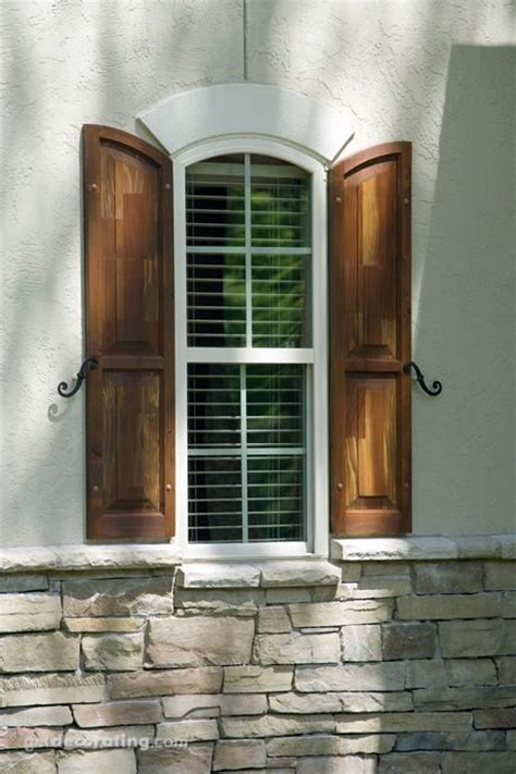 french country windows french country shutters stain color only for shutters