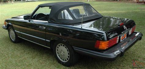 mercedes sl class convertible 2 door 4 seater