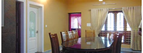 Home Interior Designers In Thrissur by Top Dining Room Designs Kerala From Interior Designer Thrissur