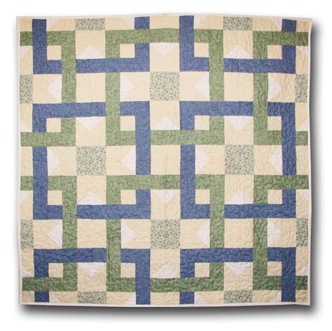 design quilt online interlocking squares quilt pattern reannalily designs