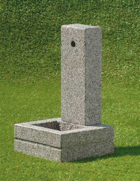 fontane in granito da giardino fontane