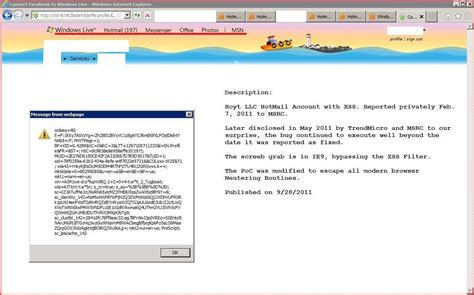 tutorial xss injection image gallery ie for exle
