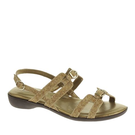 soft style sandals soft style by hush puppies votive strappy sandals ebay