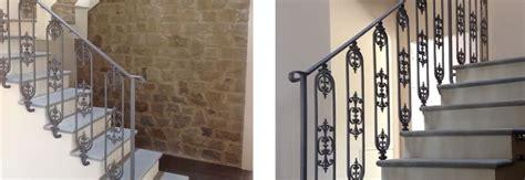 corrimano ferro battuto per scale interne ringhiere corrimano parapetti in ferro per scale interne