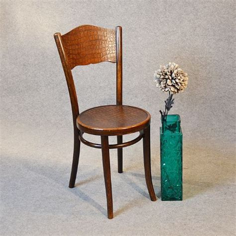Deco Kitchen Chairs by Thonet Original Deco Bentwood Kitchen Dining Cafe