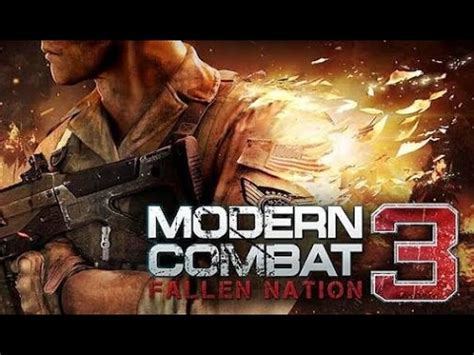 modern combat 5 apk obb modern combat 3 apk obb para android