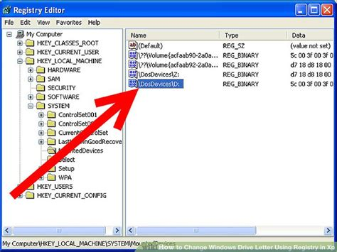 reset password registry xp how to change windows drive letter using registry in xp