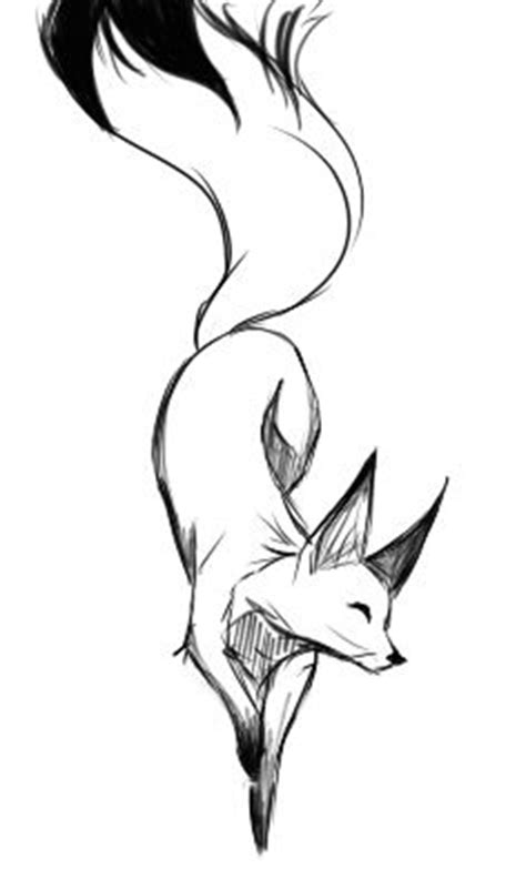 the 25 best fox drawing ideas on pinterest simple