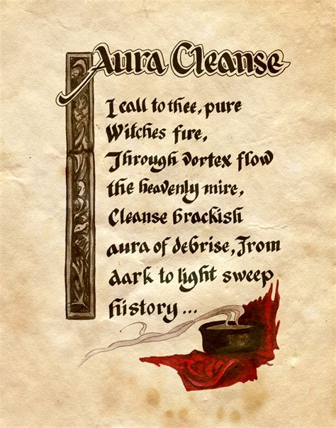 Eaura Detox by Book Of Shadows Charmed