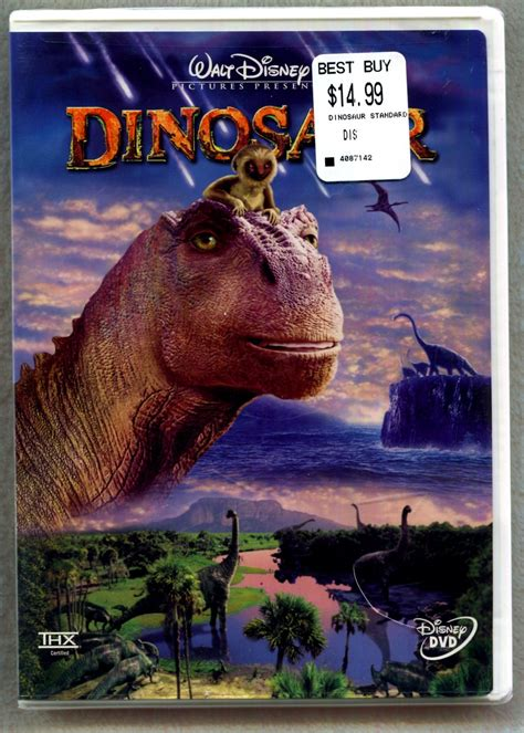 Disney The Dinosaur Dvd dvd disney dinosaur