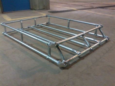How To Build Roof Rack by Easy No Weld Roof Rack Jeep Forum