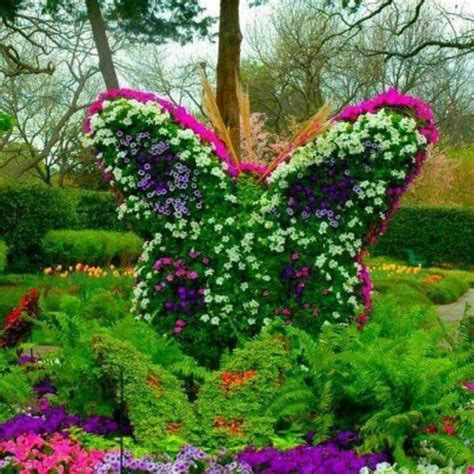 Butterfly Quot Flower Garden Ideas Pinterest Butterfly Flower Garden