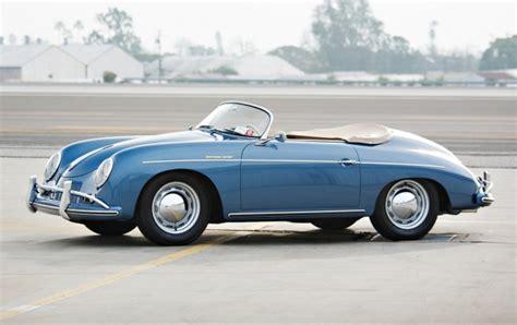 first porsche 356 1957 porsche 356 a speedster gooding company