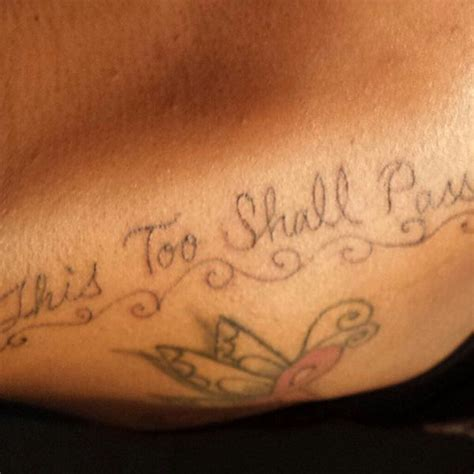 this too shall pass tattoo designs 25 this shall pass designs that are hauntingly