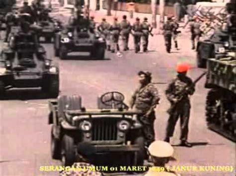 film perjuangan serangan umum 1 maret serangan umum 1 maret 1949 janur kuning 16 16 avi youtube