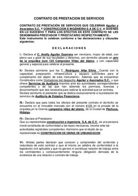 contrato de prestacion de servicios profesionales no contrato de prestacion de servicios