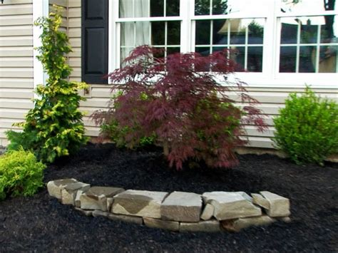Simple Front Yard Landscaping Ideas Pictures Amys by Small Front Yard Landscaping Ideas Townhouse Saomc Co