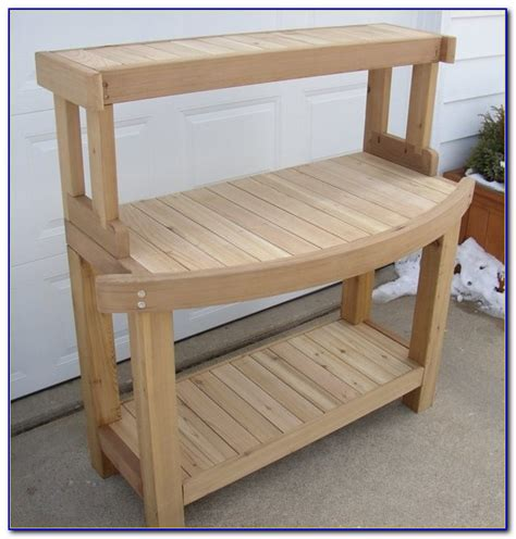 how to build a simple potting bench how to build a simple bookcase without power tools