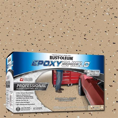 rust oleum rocksolid concrete basement garage floor