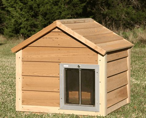 cedar dog houses better home improvement gadgets reviews part 761
