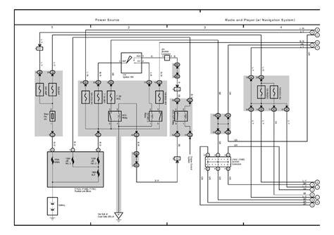 toyota sequoia window wiring diagram get free image