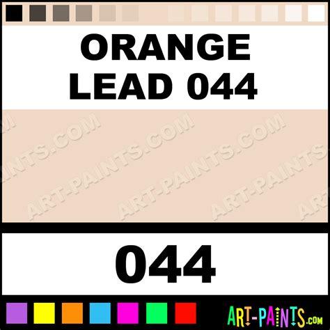 orange lead 044 portrait pastel paints 044 orange lead 044 paint orange lead 044 color