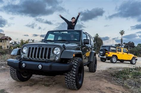 The Jeep In The World World Exclusive Next Jeep Wrangler Rumor