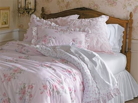 simply shabby chic misty rose twin comforter set pink floral reversible