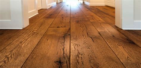 Rustic Wide Plank Flooring 20 Stunning Rustic Wood Flooring For Many Kinds Of Home Designs