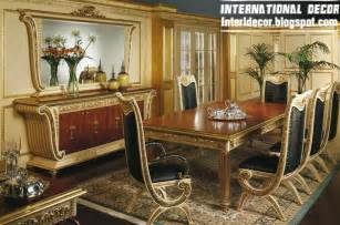 upscale dining room furniture luxury italian dining room furniture glided models