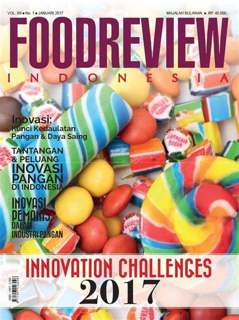 food reviews 2017 food review indonesia magazine january 2017 gramedia digital