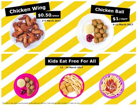Ikea Gift Card For Sale - ikea s chicken wings are just 50 cents each this weekend because swedestsale is on