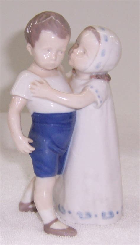 porcelain doll resale grondahl refused boy porcelain figurine