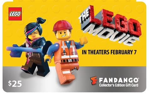 Lego Gift Card Email - lego movie fandango gift card giveaway momsla