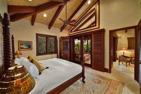 hawaiian bedroom bali house tropical bedroom hawaii by rick ryniak